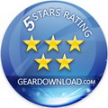 A-Z Contacts Manager 2.1.0.14, has been tested 100% clean and rated 5 stars on GearDownload.com